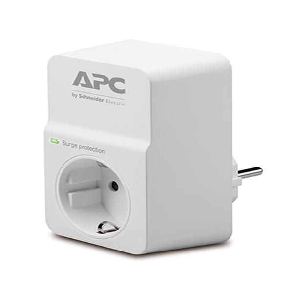 APC Essential SurgeArrest PM1W-GR 1Οutlet