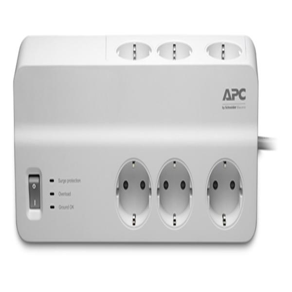 APC Essential SurgeArrest PM6-GR 6Οutlet