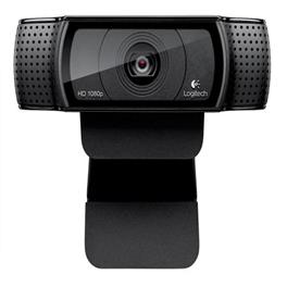 LOGITECH Webcam C920, HD