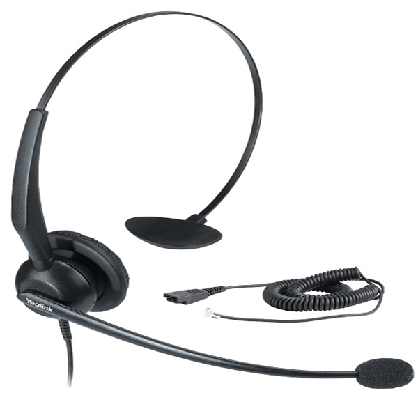 YEALINK IP PHONE HEADSET YHS33